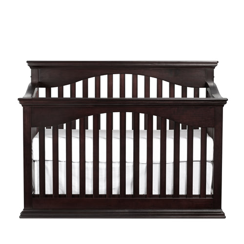 Bailey 4-in-1 Lifetime™ Crib Espresso