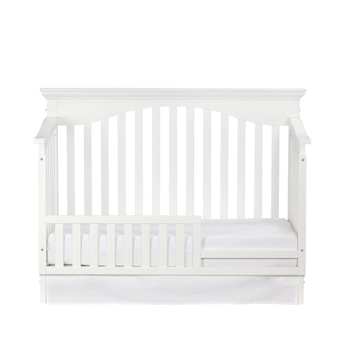 Bailey 4-in-1 Lifetime™ Crib White