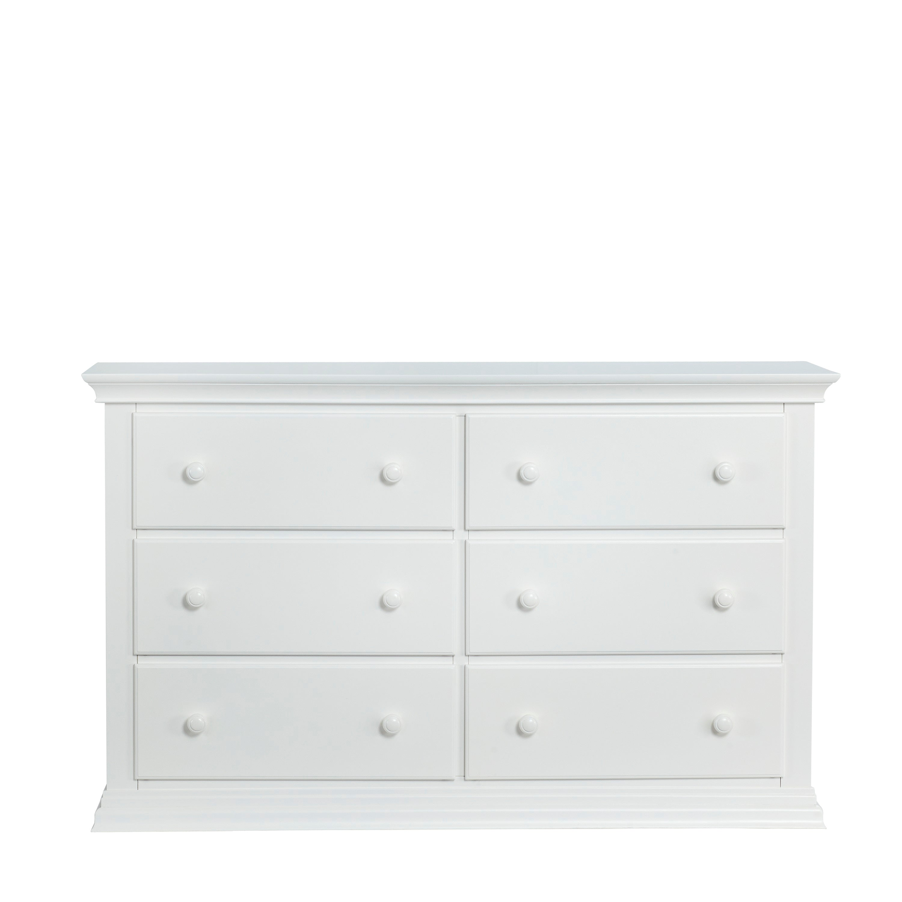 product white montauk dresser drawer fifth