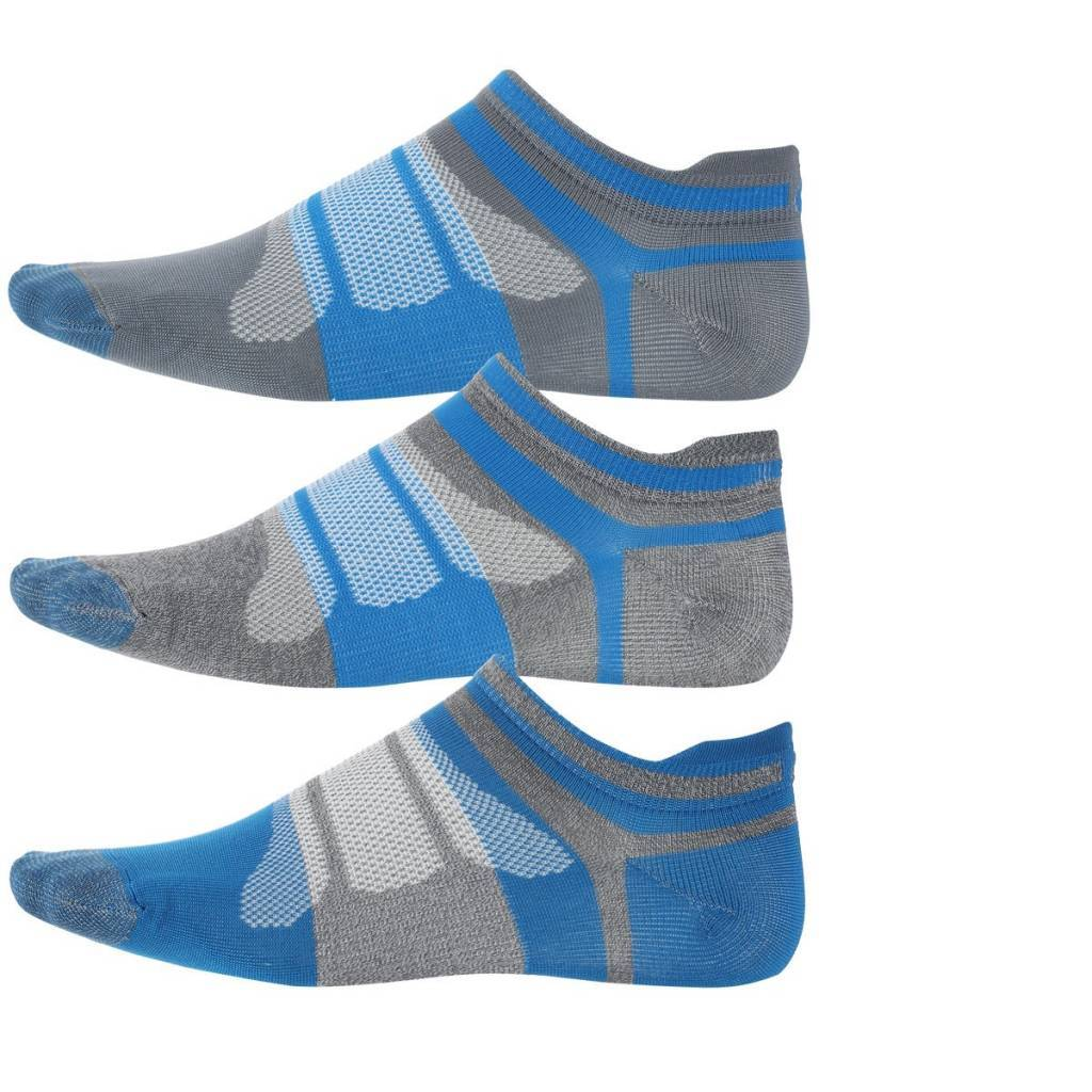 Asics Socks simple Quick Lite (3pairs)-Apparel-33-OFF