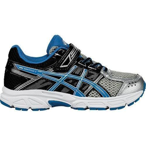 Boy's Asics Pre-Contend 4 PS Wide-Shoes-33-OFF