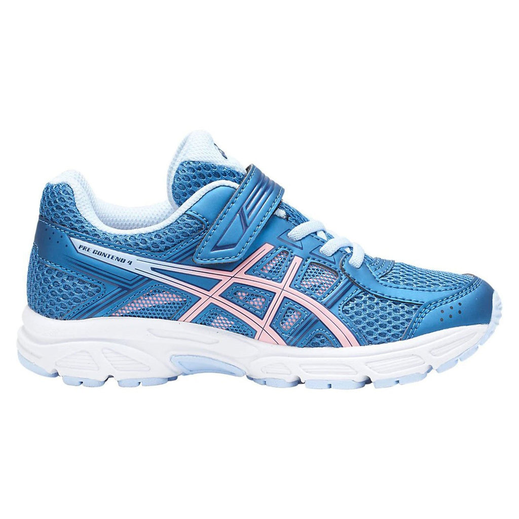 Girl's Asics Pre-Contend 4 PS-Shoes-33-OFF