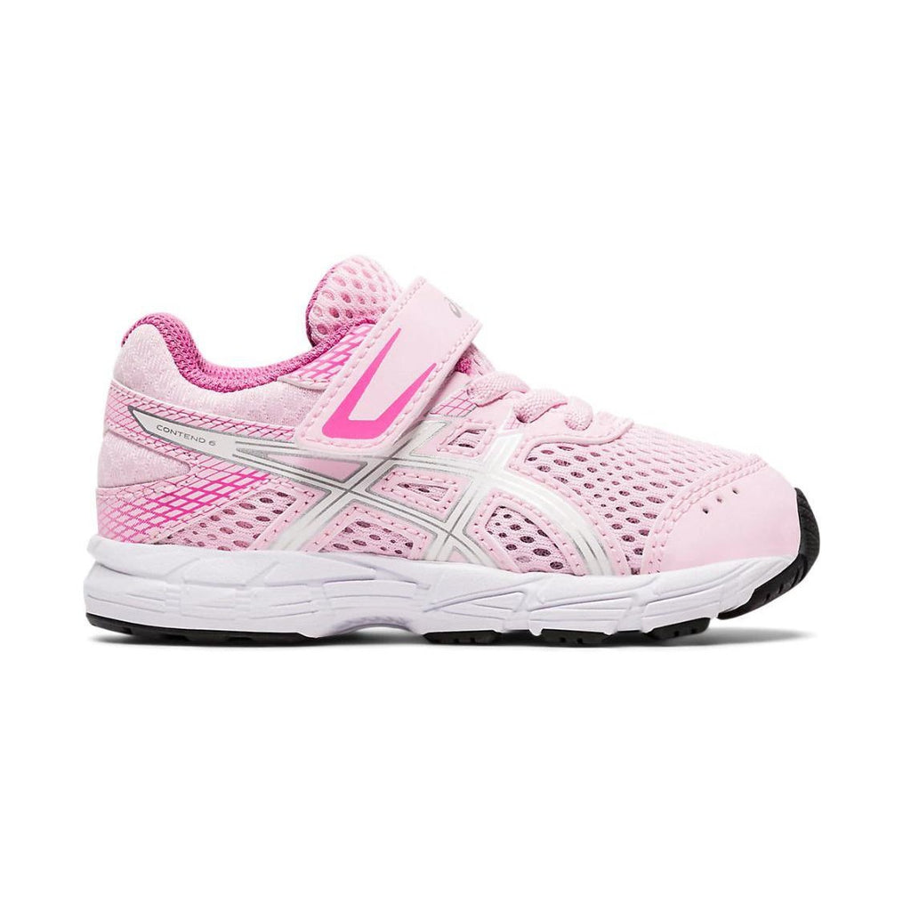 Girl's AsicsContend 6 TS-Shoes-33-OFF