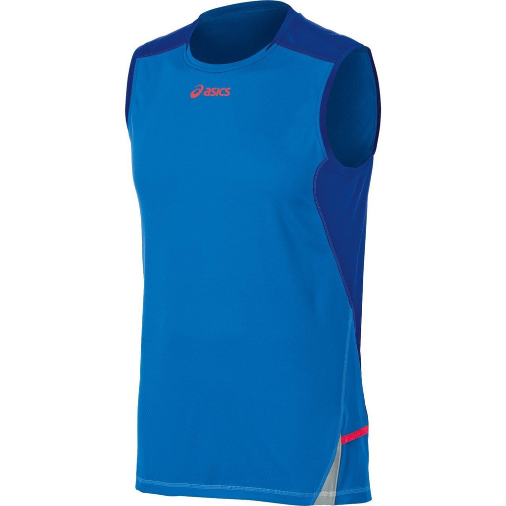 Men's Asics Fuji Sleeveless Top-Apparel-33-Off.com