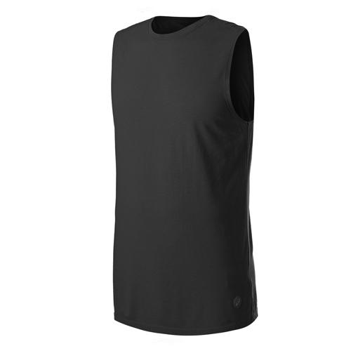 Men's Asics Muscle Tank-Apparel-33-OFF