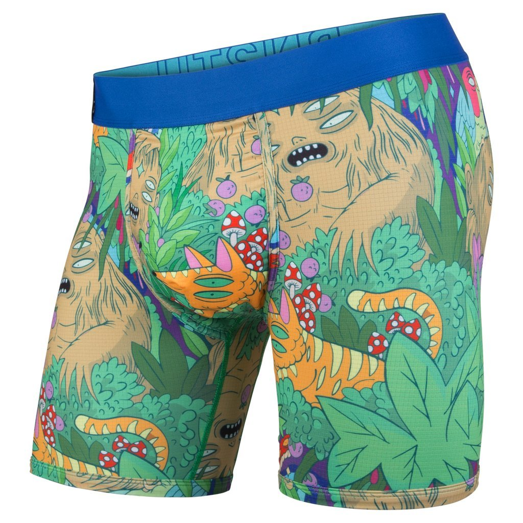 Men's BN3TH Entourage Boxer Brief Lurking in the Jungle-Apparel-33-OFF