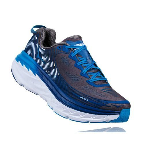 Men's Hoka One One Bondi 5 WIDE-Shoes-33-OFF