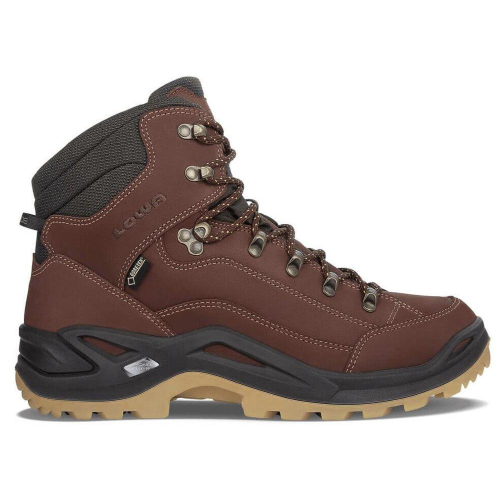 Men's Lowa Renegade GTX MID-Shoes-33-OFF