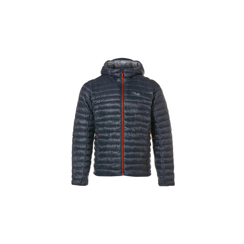 Men's Rab Nimbus jacket beluga-Apparel-33-OFF