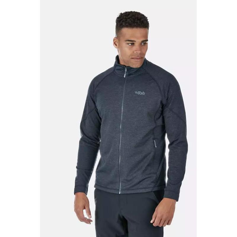 Men's Rab Nucleus Jacket Steel-Apparel-33-OFF