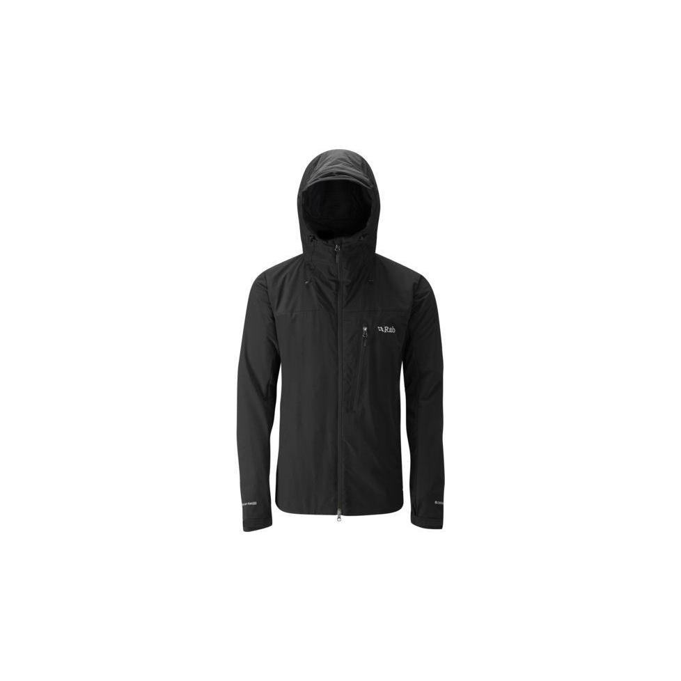 Men's Rab VR Guide Jacket Black-Apparel-33-OFF