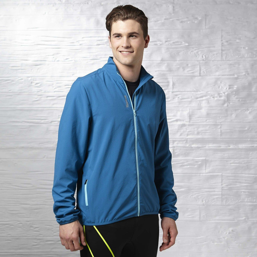 Men's Reebok RE M WOV Jacket-Apparel-33-Off.com