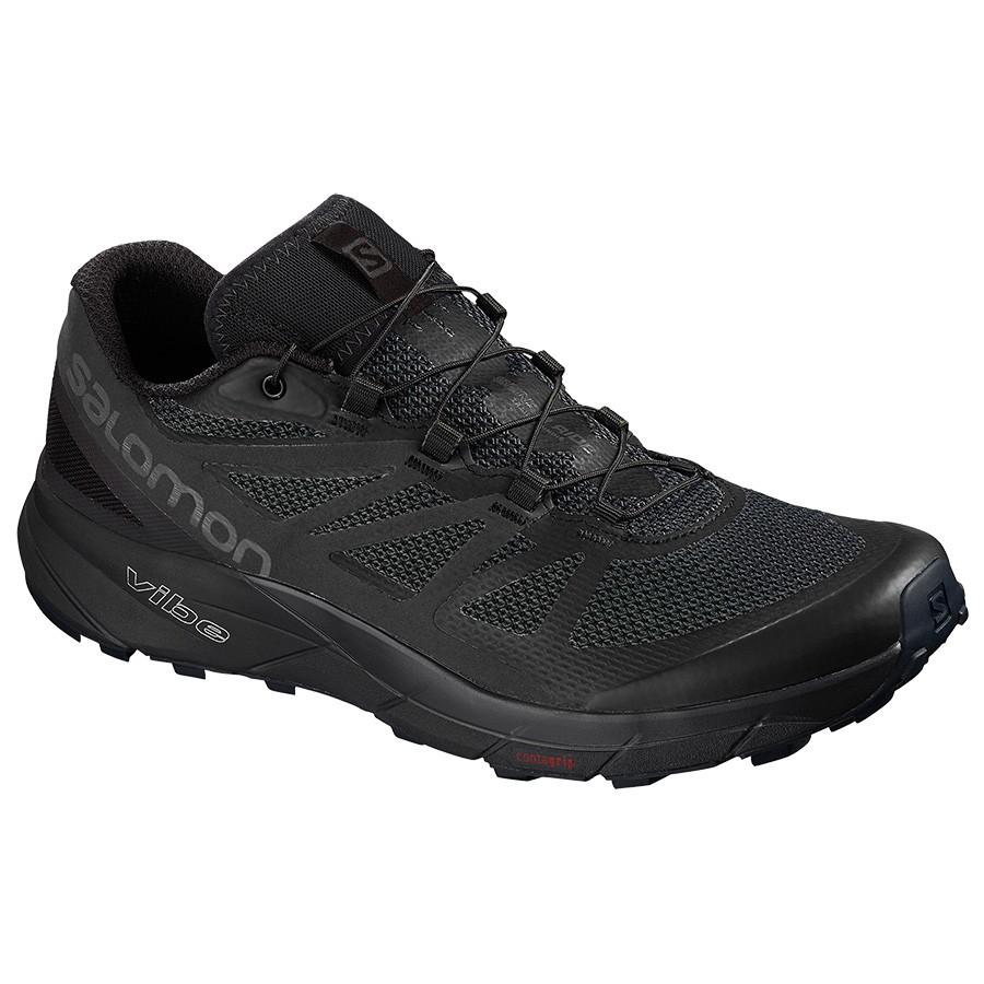 Men's Salomon Sense Ride GTX-Shoes-33-OFF