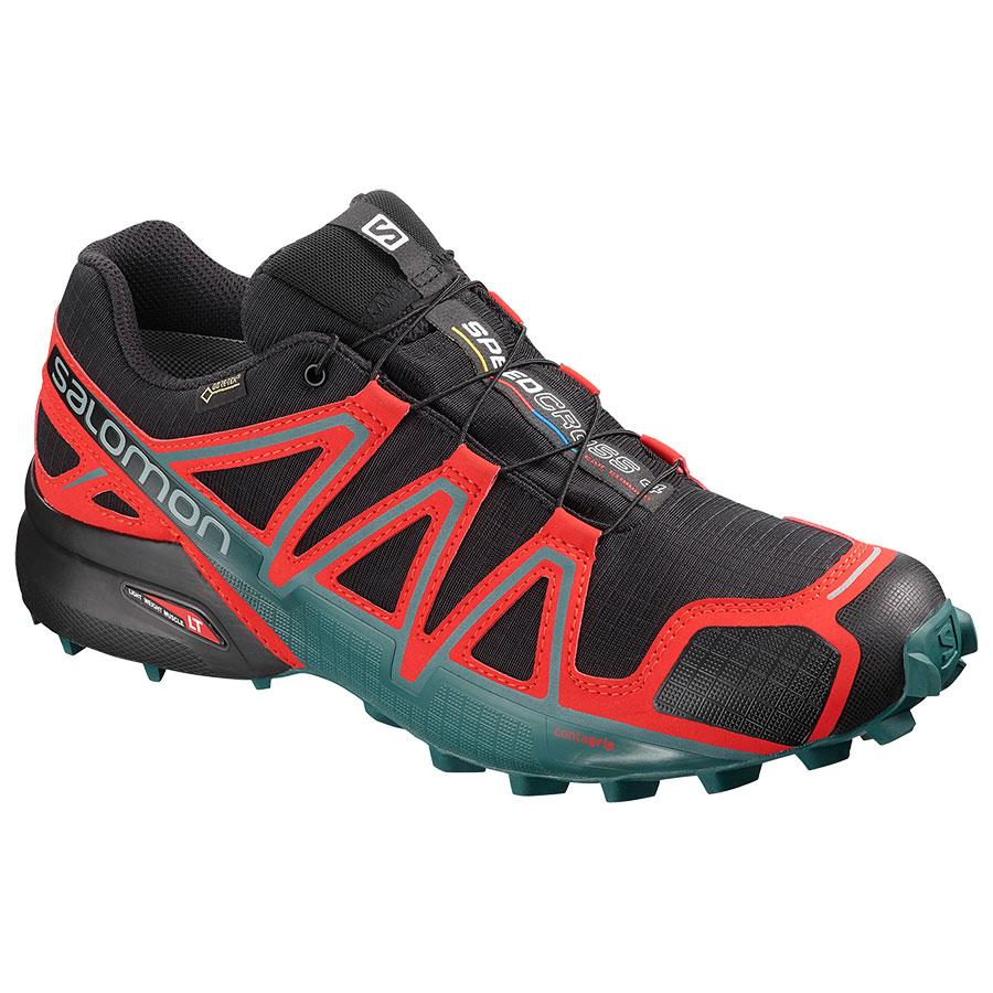 Men's Salomon Speedcross 4 GTX-Shoes-33-OFF