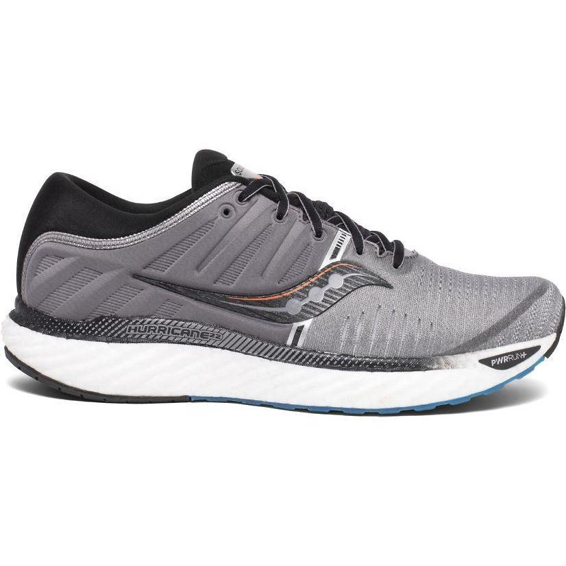 Men's Saucony Hurricane 22 Wide/Large-Shoes-33-OFF