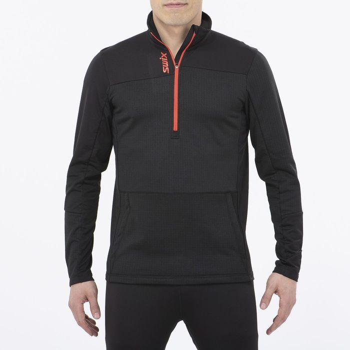Men's Swix Nybo 1/2 zip sweater-Apparel-33-OFF