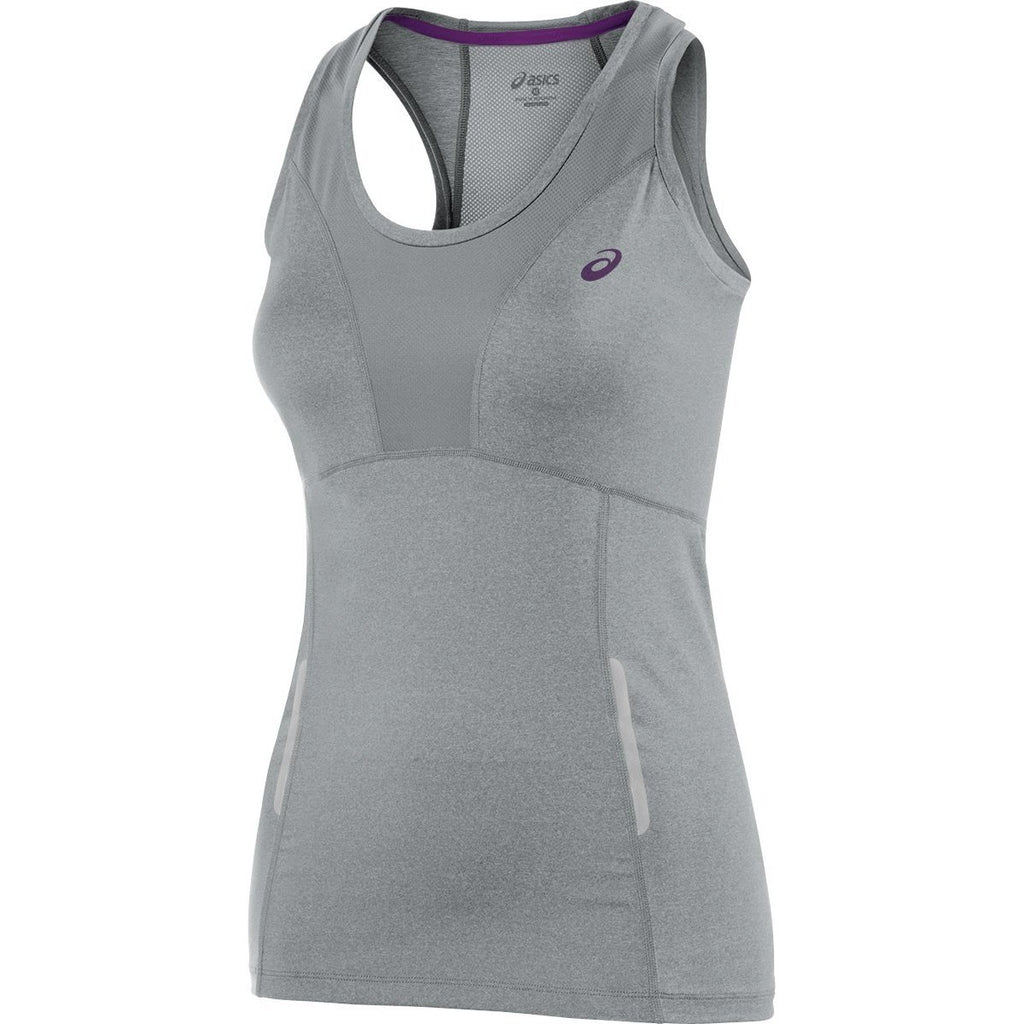 Women's Asics FujiTrail Sleeveless Tank-Apparel-33-Off.com
