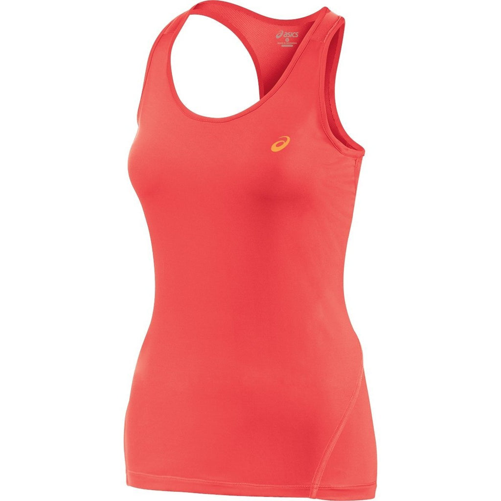 Women's Asics Racerback Tank Top-Apparel-33-Off.com
