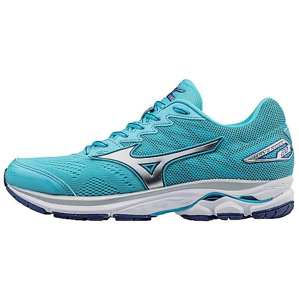 Women's Mizuno Wave Rider 20 (2A)-Shoes-33-Off.com