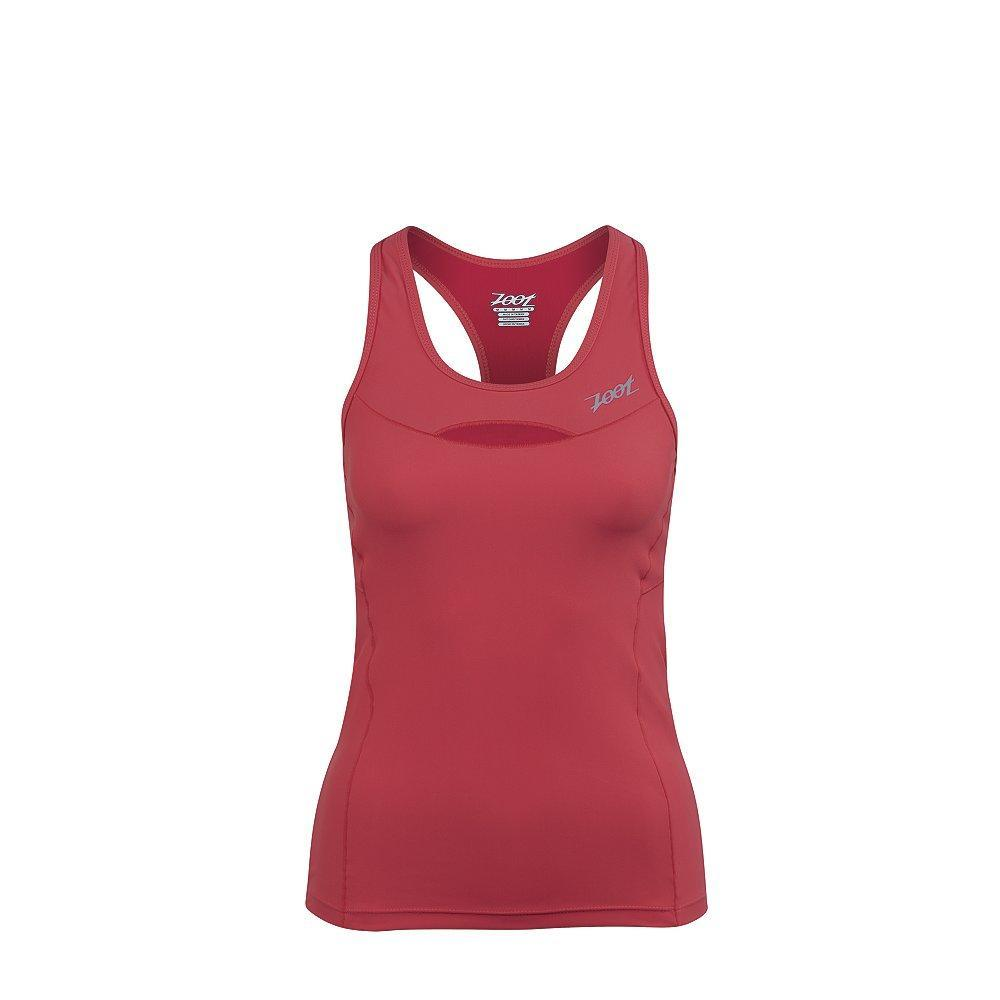 Women's Performance Tri Raceback Tank-Apparel-33-Off.com