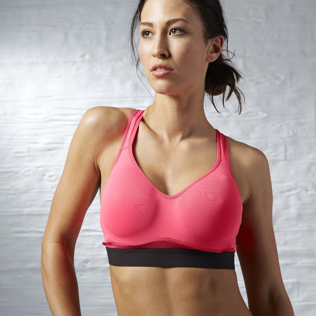Women's Reebok DT S Bra High-Apparel-33-Off.com