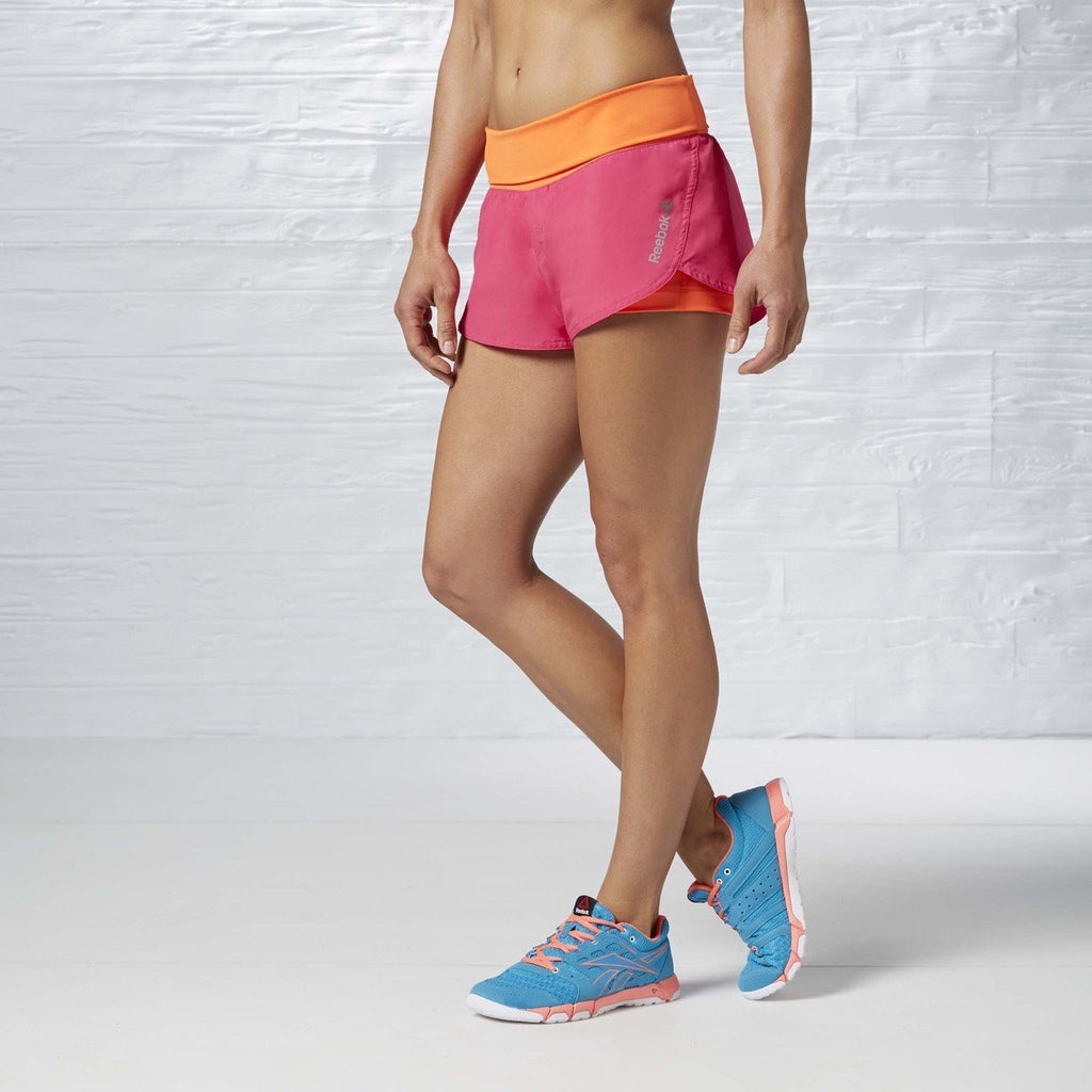 Women's Reebok OS 2 in 1 Short-Apparel-33-Off.com