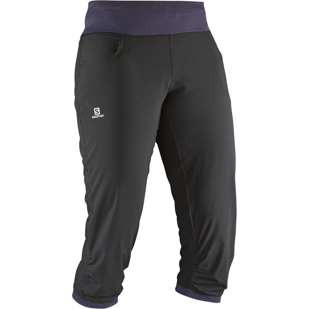 WOMEN'S SALOMON ELEVATE CAPRI PANTS-Apparel-33-Off.com