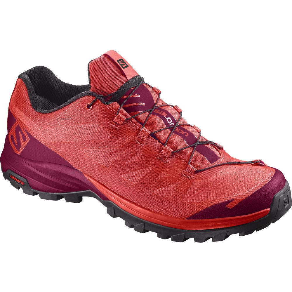 Women's Salomon OUTHPATH GTX-Shoes-33-OFF