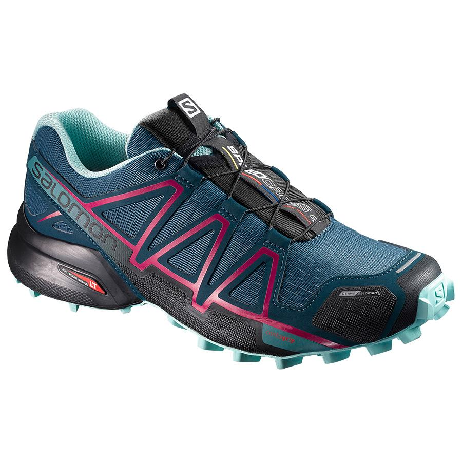 Women's Salomon Speedcross 4 CS-Shoes-33-OFF