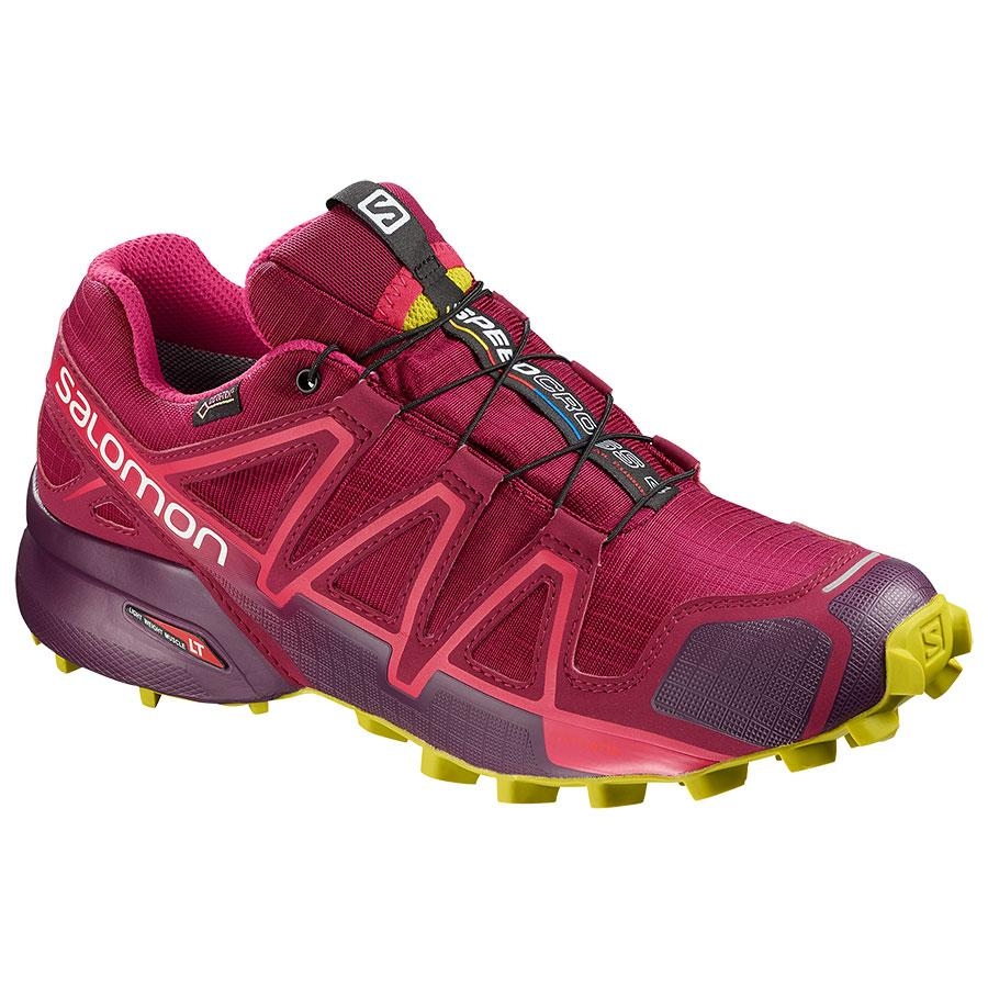 Women's Salomon speedcross 4 GTX-Shoes-33-OFF
