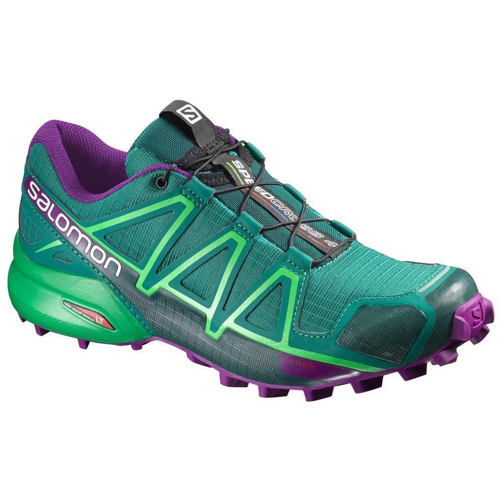 Women's Salomon Speedcross 4 W-Shoes-33-Off.com