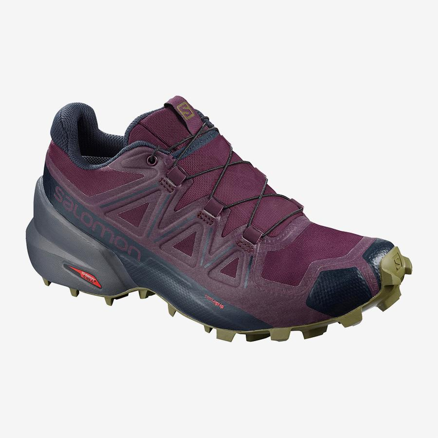 Women's Salomon Speedcross 5-Shoes-33-OFF