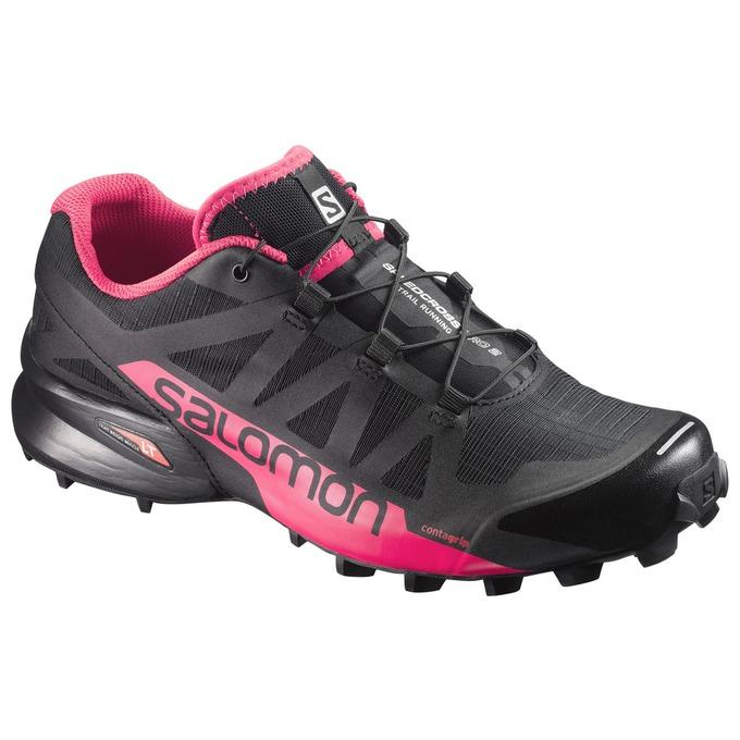 Women's Salomon Speedcross PRO 2 W-Shoes-33-OFF