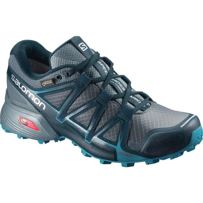 Women's Salomon Speedcross Vario 2 GTX-Shoes-33-OFF