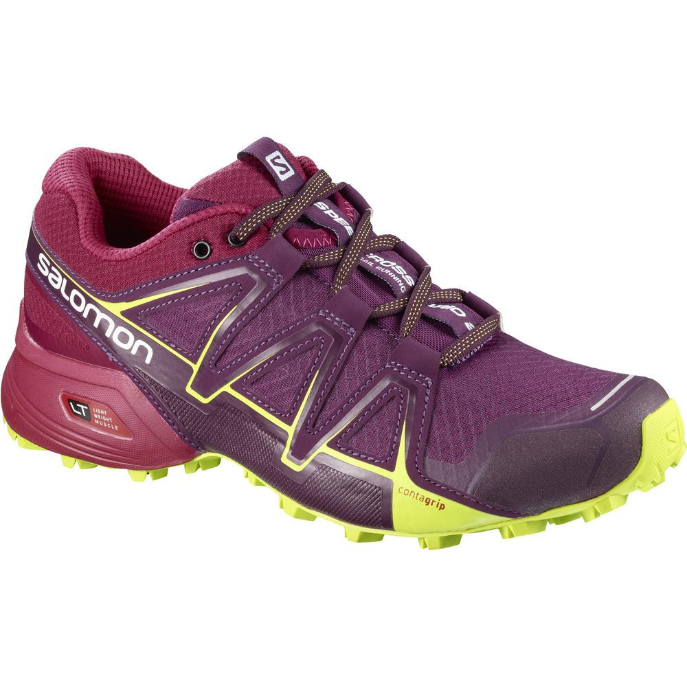 Women's Salomon Speedcross Vario 2-Shoes-33-OFF