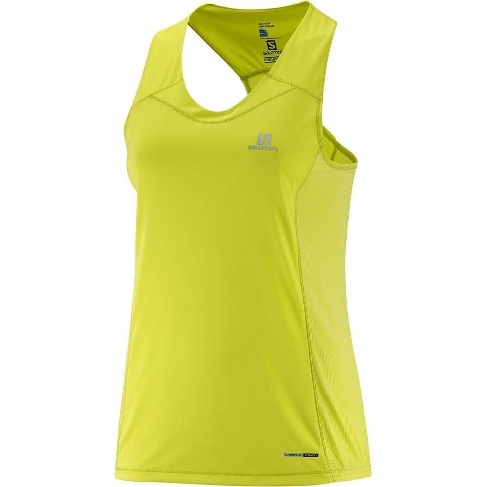 WOMEN'S SALOMON T SHIRT AGILE TANK-Apparel-33-Off.com