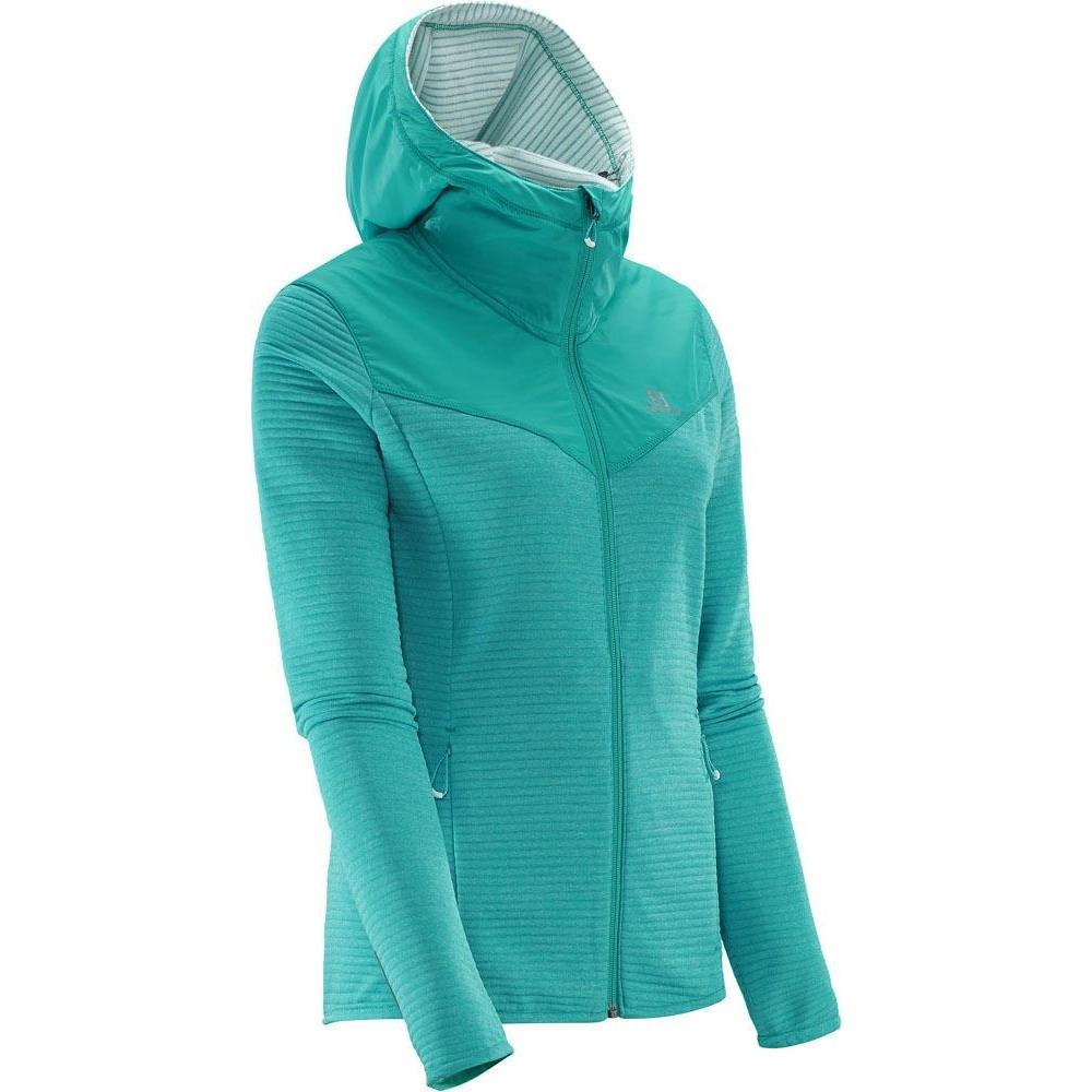 WOMEN'S SALOMON T SHIRT ELEVATE MID-Apparel-33-Off.com