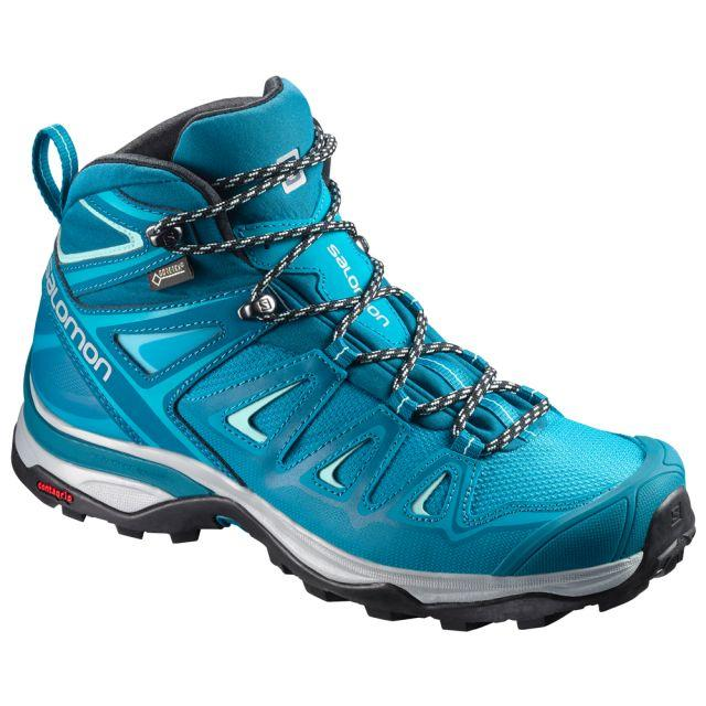 Women's Salomon X Ultra 3 MID GTX-Shoes-33-OFF