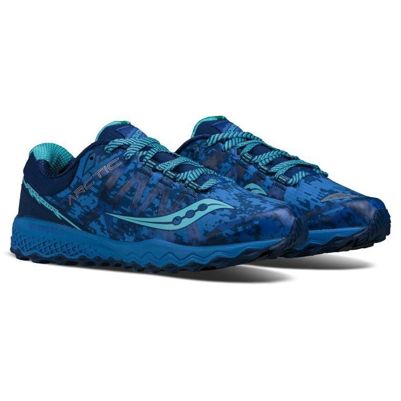 Women's Saucony Peregrine 7 ice +-Shoes-33-OFF