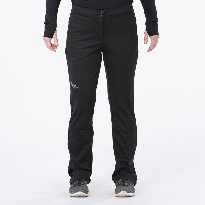 Women's Swix Falun light softshell pant-Apparel-33-OFF