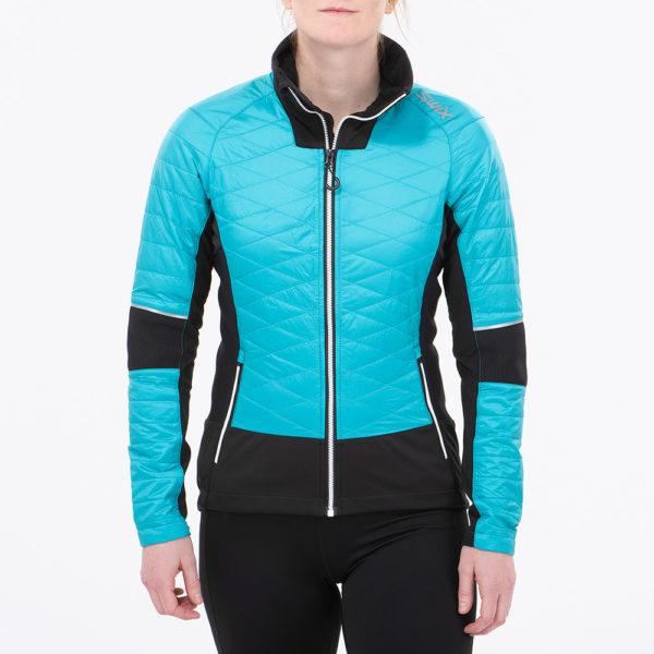 Women's Swix Keltten Woman Hybrid Jacket-33-OFF
