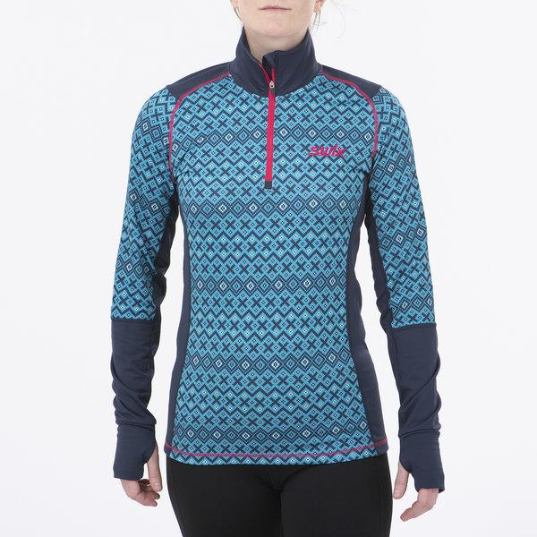 Women's Swix Myrene Sweather 1/2 zip Nordic-Apparel-33-OFF