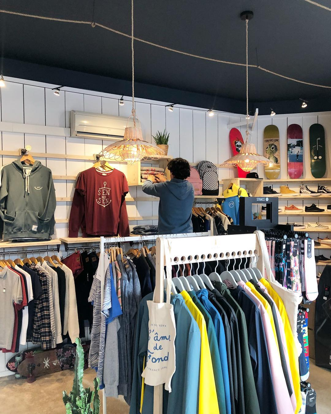 Sen No Sen boutique surf shop Shop Small Saturday