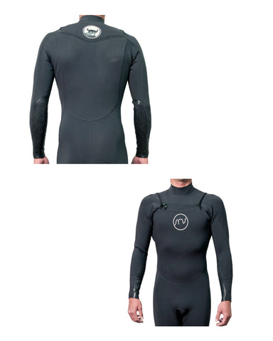 Sen No Sen Yulex wetsuits 662 Bodyboard Shop