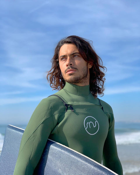 Pierre Louis Costes Sen No Sen wetsuits