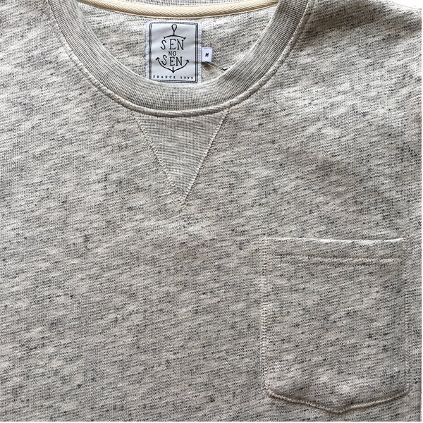 Sweat Mathieu grey