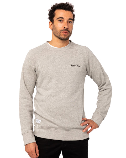 Sweat organic Making Waves gris