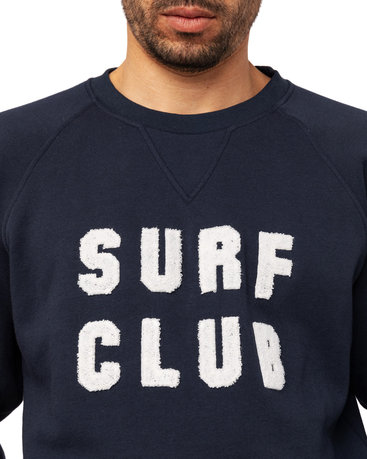 Sweat organic Surf Club navy