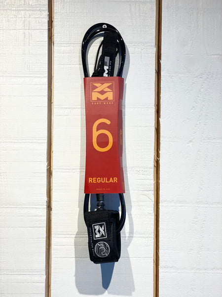 Leash 6´ shortboard