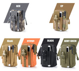 Military Tactical Pouch 6 Colors Available - FREE Global Shipping - sharks jewels
